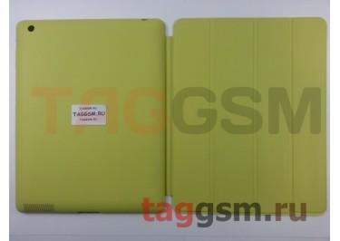 Сумка футляр-книга Smart Case для Apple iPad 2 / 3 / 4 (салатовая)