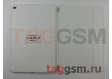 Сумка футляр-книга Smart Case для iPad mini 4 (белая)