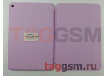 Сумка футляр-книга Smart Case для iPad mini 4 (розовая)