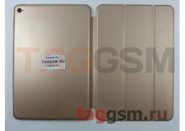 Сумка футляр-книга Smart Case для iPad mini 4 (золото)