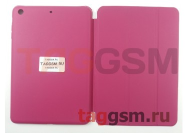 Сумка футляр-книга Smart Case для iPad mini 2 / 3 Retina (пурпурная)