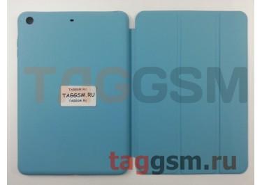 Сумка футляр-книга Smart Case для iPad mini 2 / 3 Retina (голубая)