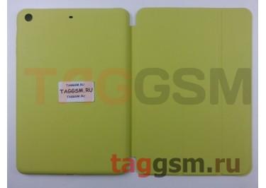 Сумка футляр-книга Smart Case для iPad mini 2 / 3 Retina (салатовая)