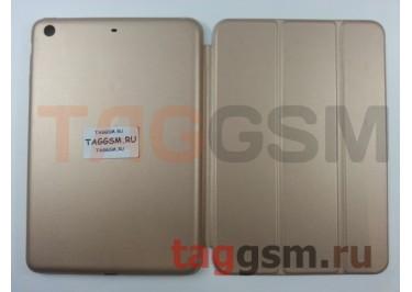 Сумка футляр-книга Smart Case для iPad mini 2 / 3 Retina (золотая)