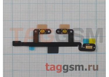 Шлейф для iPad Mini 4 + кнопки громкости + микрофон