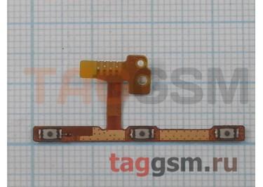 Шлейф для Alcatel OT-6036 Idol 2 Mini S + кнопка включения + кнопки громкости