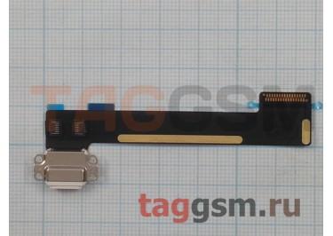 Шлейф для iPad Mini 4 + разъем зарядки (белый)