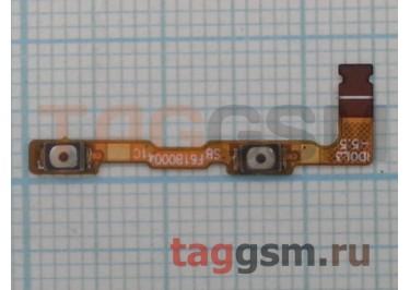 Шлейф для Alcatel OT-6045 Idol 3 + кнопки громкости