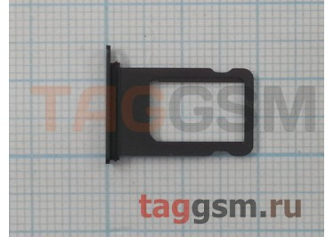 Держатель сим для iPhone 8 (серый)