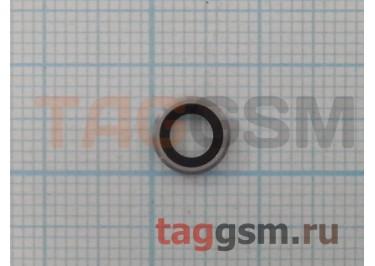 Стекло задней камеры для iPhone 6 (серебро)