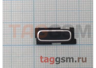 """Кнопка (толкатель) """"Home"""" для Samsung i9190 / i9192 / i9195 Galaxy S4 mini (черный)"""