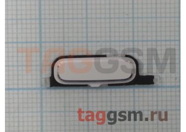 """Кнопка (толкатель) """"Home"""" для Samsung i9200 Galaxy Mega 6.3 (белый)"""
