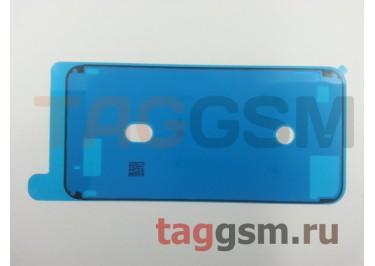 Скотч для iPhone 8 Plus (между дисплеем и корпусом) (черный)