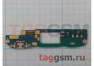 Шлейф для HTC Desire 816 + разъем зарядки + микрофон