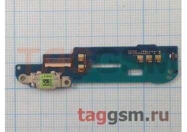 Шлейф для HTC Desire 610 + разъем зарядки + микрофон