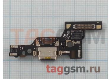 Шлейф для Huawei P9 + разъем зарядки + микрофон