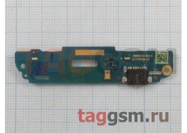 Шлейф для HTC Desire 601 / 601 Dual + разъем зарядки + микрофон