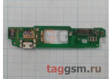 Шлейф для HTC Desire 830 + разъем зарядки + микрофон