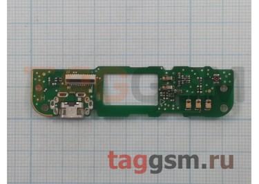 Шлейф для HTC Desire 626G + разъем зарядки + микрофон