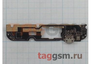 Шлейф для HTC Desire 728 + разъем зарядки + микрофон