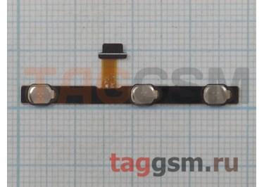 Шлейф для Asus Zenfone Go (ZC451TG) + кнопка включения + кнопки громкости