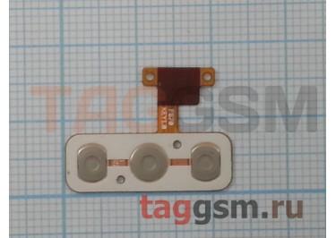 Шлейф для LG K410 K10 + кнопка включения + кнопки громкости