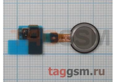 Шлейф для LG H850 G5 + сканер отпечатка пальца (серый)