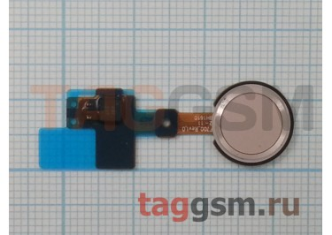 Шлейф для LG H850 G5 + сканер отпечатка пальца (розовое золото)