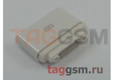 СЗУ SONY XPERIA Z1 / Z1 mini / Z Ultra / Z2 / Z3 / Z3 mini / Tablet Z2 / Tablet Z3 compact (магнитный), белый
