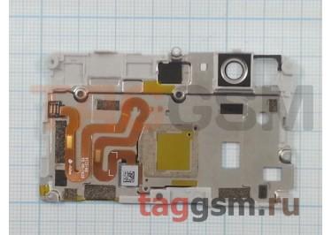 Шлейф для Huawei P9 Lite + сканер отпечатка пальца (золото)