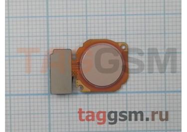 Шлейф для Huawei Nova 2 + сканер отпечатка пальца (золото)