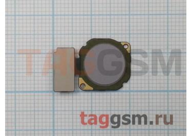 Шлейф для Huawei Nova 2 + сканер отпечатка пальца (серый)