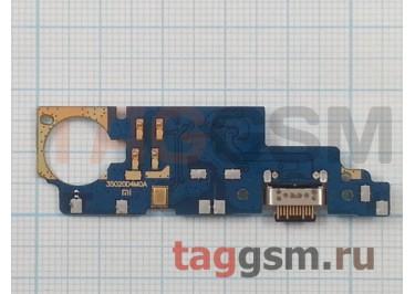 Шлейф для Xiaomi Mi Max 2 + разъем зарядки + микрофон