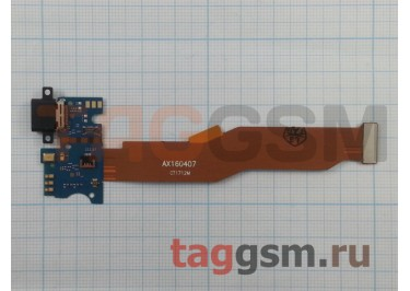 Шлейф для Xiaomi Mi5 + разъем зарядки + микрофон