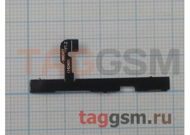 Шлейф для Xiaomi Redmi Note 2 + кнопка включения + кнопки громкости