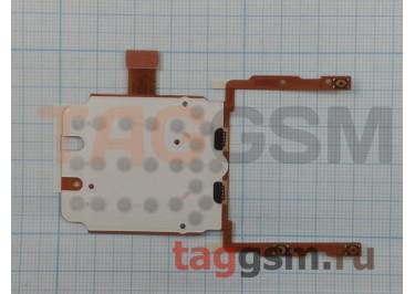 Шлейф для Nokia 6730 + мембрана
