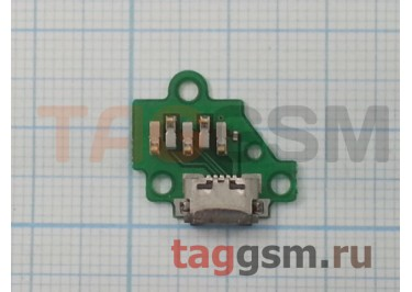 Шлейф для Motorola G3 + разъем зарядки