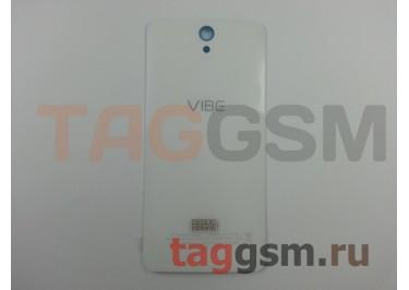 Задняя крышка для Lenovo Vibe S1 (белый), ориг