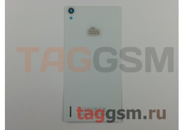 Задняя крышка для Huawei Ascend P7 (белый), ориг