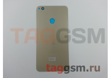 Задняя крышка для Huawei Honor 8 Lite (золото), ориг
