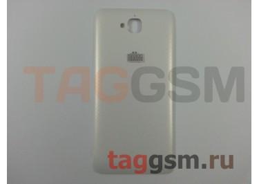 Задняя крышка для Huawei Honor 4C Pro / Y6 Pro (белый), ориг