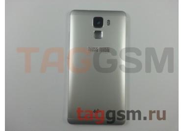 Задняя крышка для Huawei Honor 7 (серебро), ориг