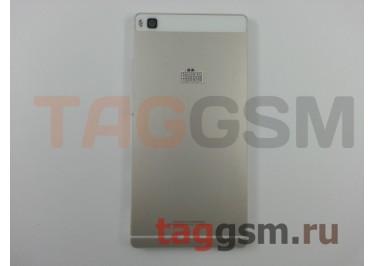 Задняя крышка для Huawei P8 (серебро), ориг
