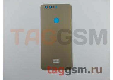 Задняя крышка для Huawei Honor 8 (золото), ориг