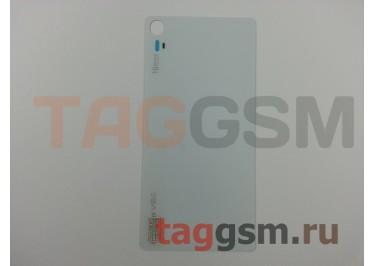 Задняя крышка для Lenovo Vibe Shot  Z90 (белый), ориг