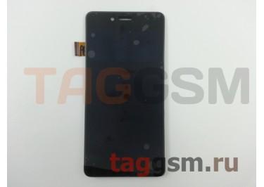 Дисплей для Highscreen Easy S / Easy S Pro + тачскрин (черный)