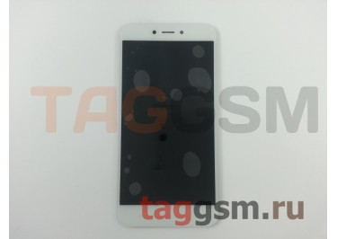 Дисплей для Xiaomi Redmi 5A + тачскрин (белый)