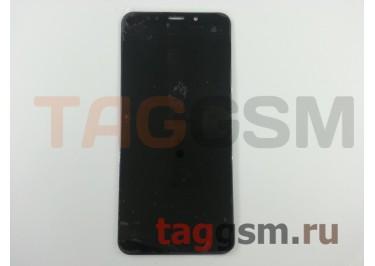 Дисплей для Xiaomi Redmi 5 Plus + тачскрин (черный)