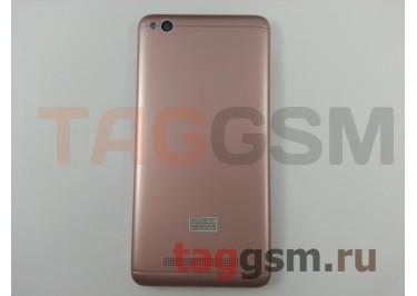 Задняя крышка для Xiaomi Redmi 4A (розовый)