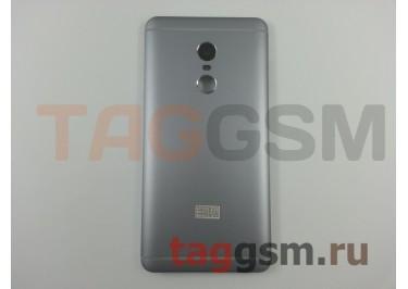 Задняя крышка для Xiaomi Redmi Note 4 (серый), ориг